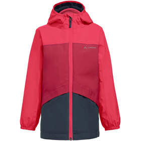 VAUDE Escape 3in1 Jacke Kinder bright pink